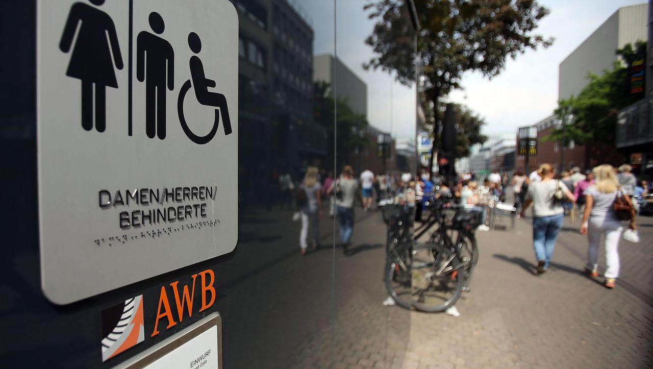 öffentliche Toiletten Köln