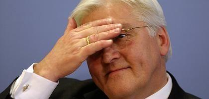 SPD-Kanzlerkandidat Steinmeier: Schlechte Aussichten im Superwahljahr