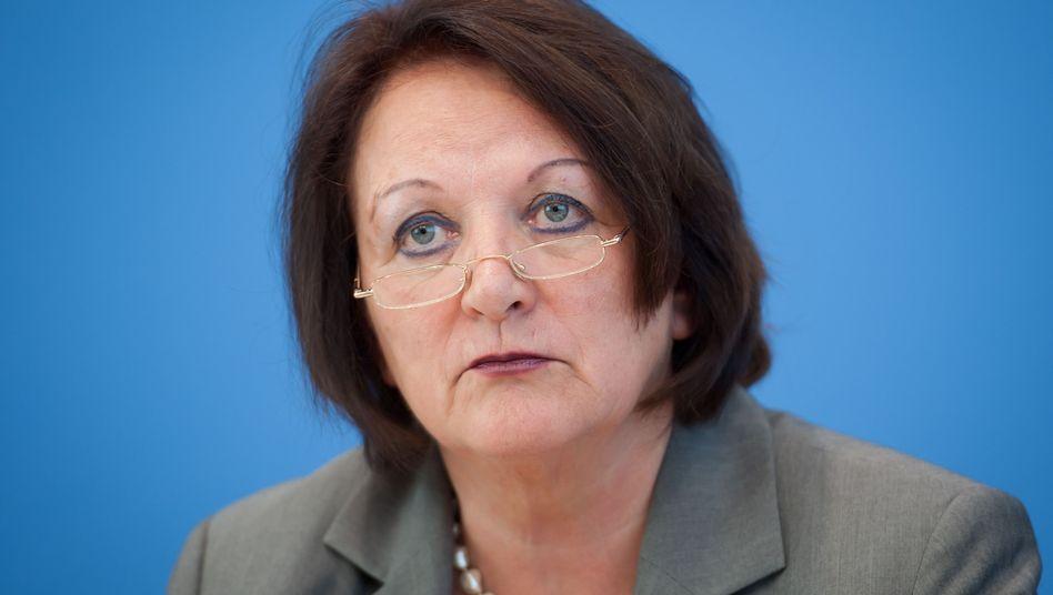"""Leutheusser-Schnarrenberger: """"Datendiebstahl soll strafbar sein"""""""