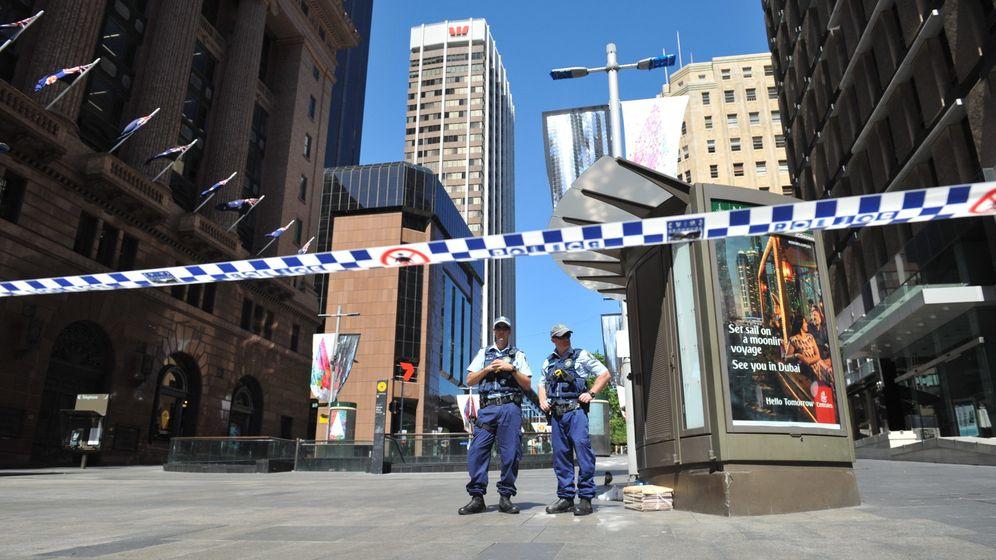 """Terrorangst in Sydney: """"No worries"""" gilt nicht mehr"""