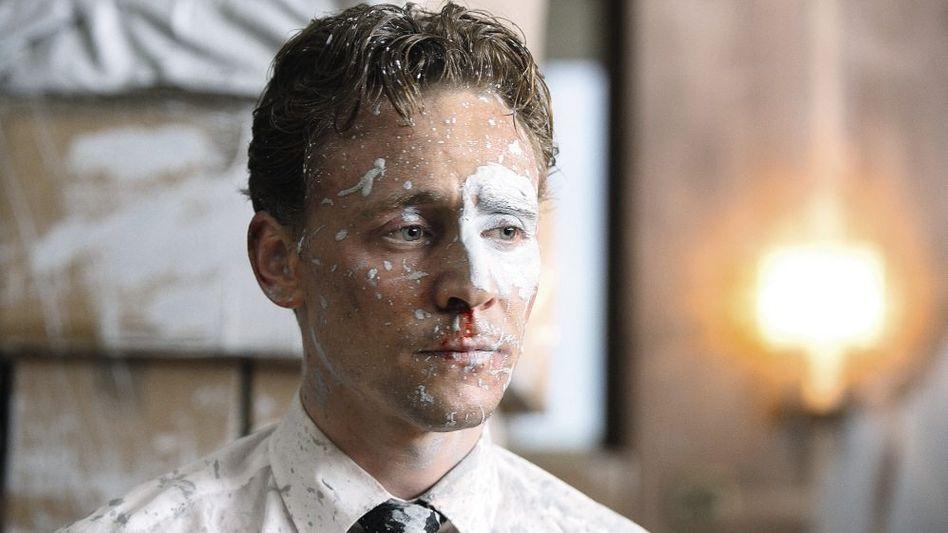 Schauspieler Hiddleston in »High-Rise«
