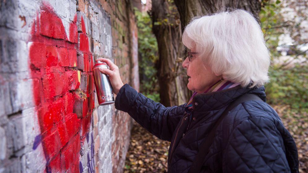 Rentnerin Mensah-Schramm:»Das quält mich«