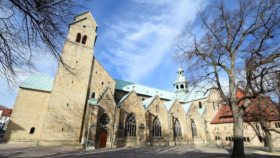 Hildesheimer Dom (Archiv)