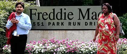 Freddie-Mac-Zentrale: Spekulationen auf Kosten der Steuerzahler