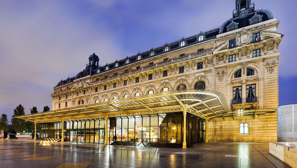 Museumscafés in Paris: Dachterrassen und Hinterhöfe