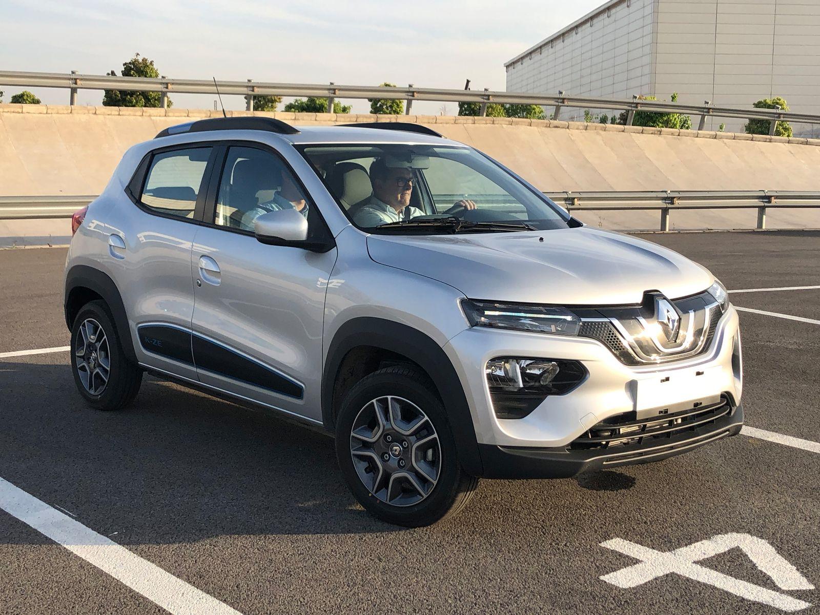 2019 / Renault KZ-E