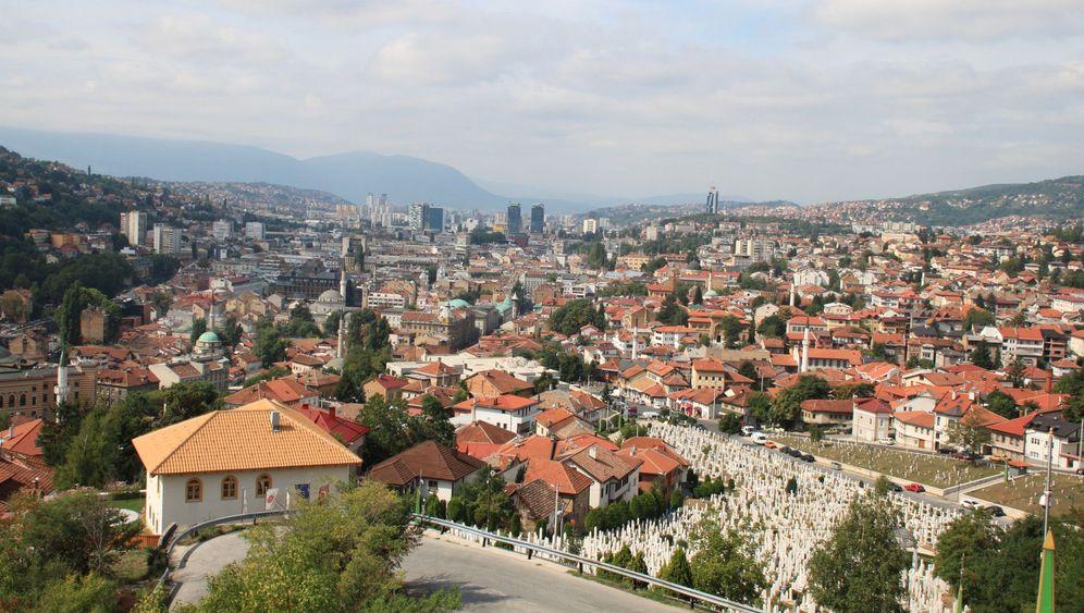 Bürgerkrieg in Sarajevo: Eine Tour in die Vergangenheit