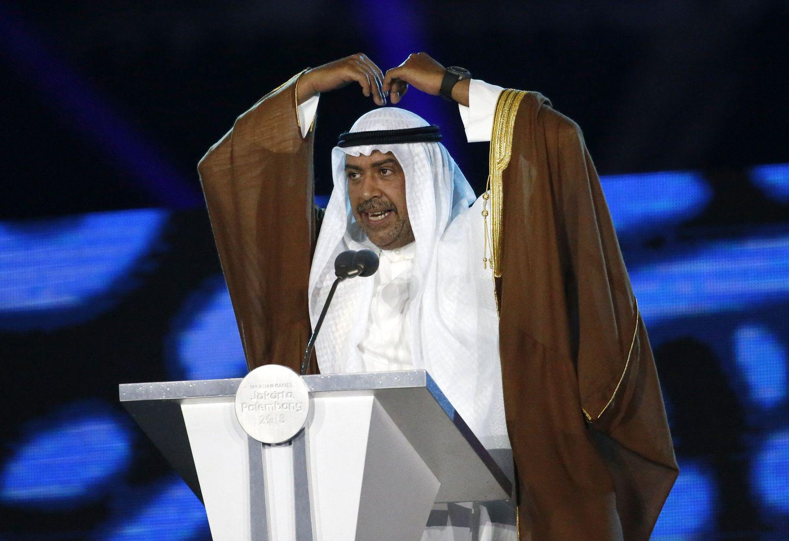 IOC Sheikh Ahmad