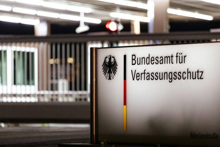 Bundesamt für Verfassungsschutz in Chorweiler