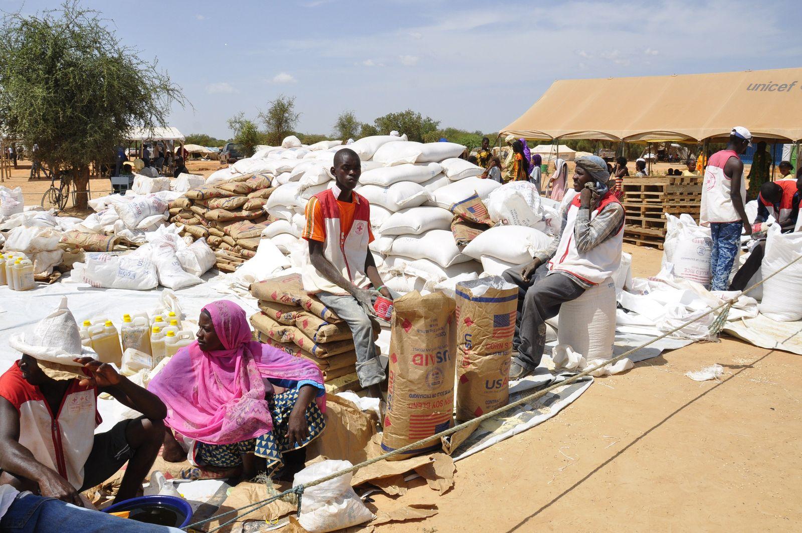 Mali Flüchtlinge