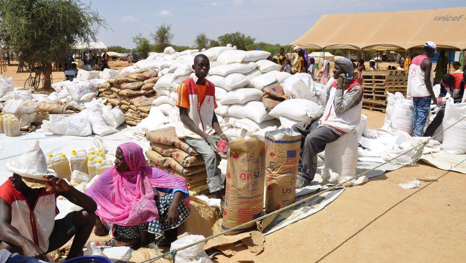 Flüchtlinge aus Mali: Bundesregierung will keine Kampftruppen schicken