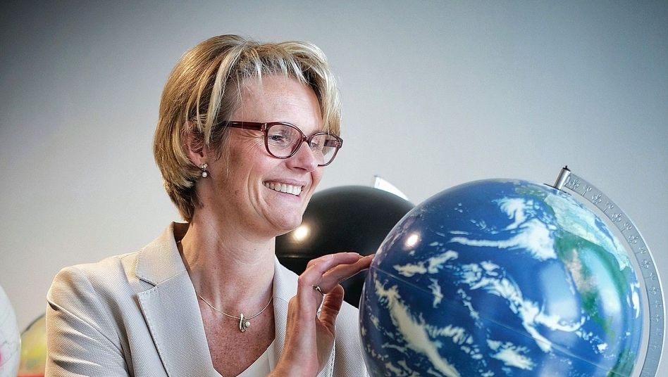 Bildungsministerin Anja Karliczek