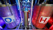 Startschuss für Deutschlands Wasserstoffnetz