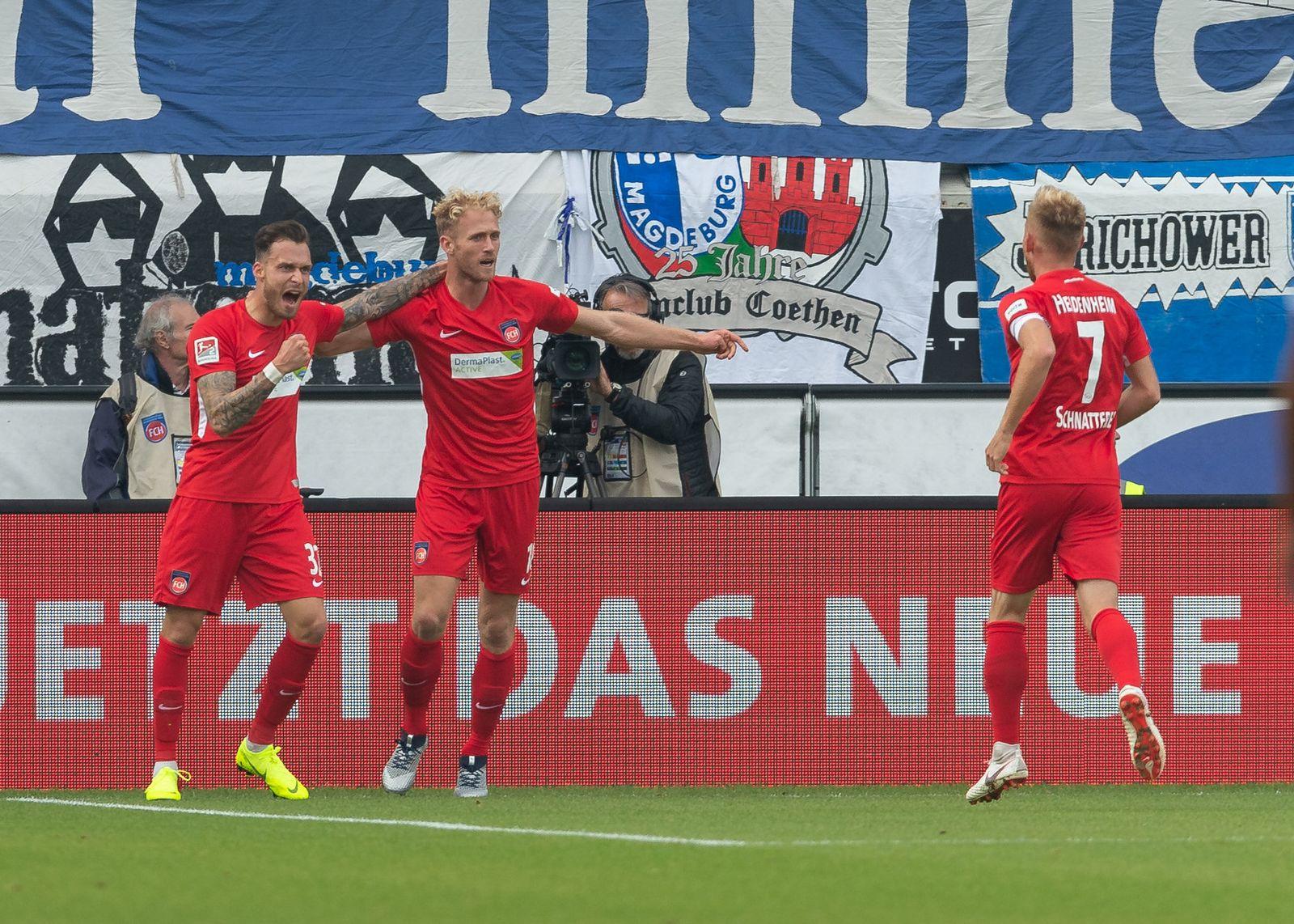 1. FC Heidenheim - 1. FC Magdeburg