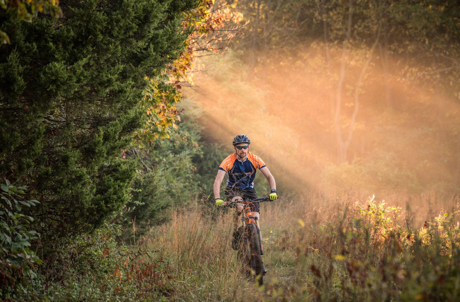 Mountain Biking in Frederick County