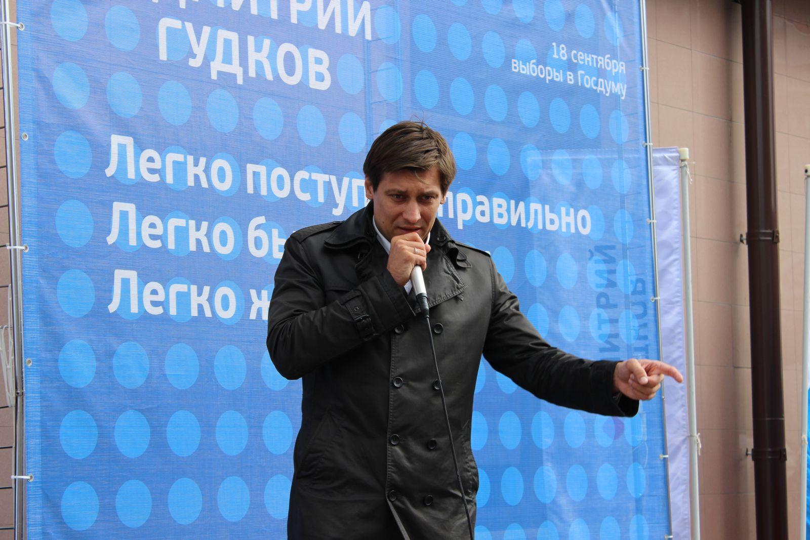 Russland / Moskau / Parlamentswahlen / Duma