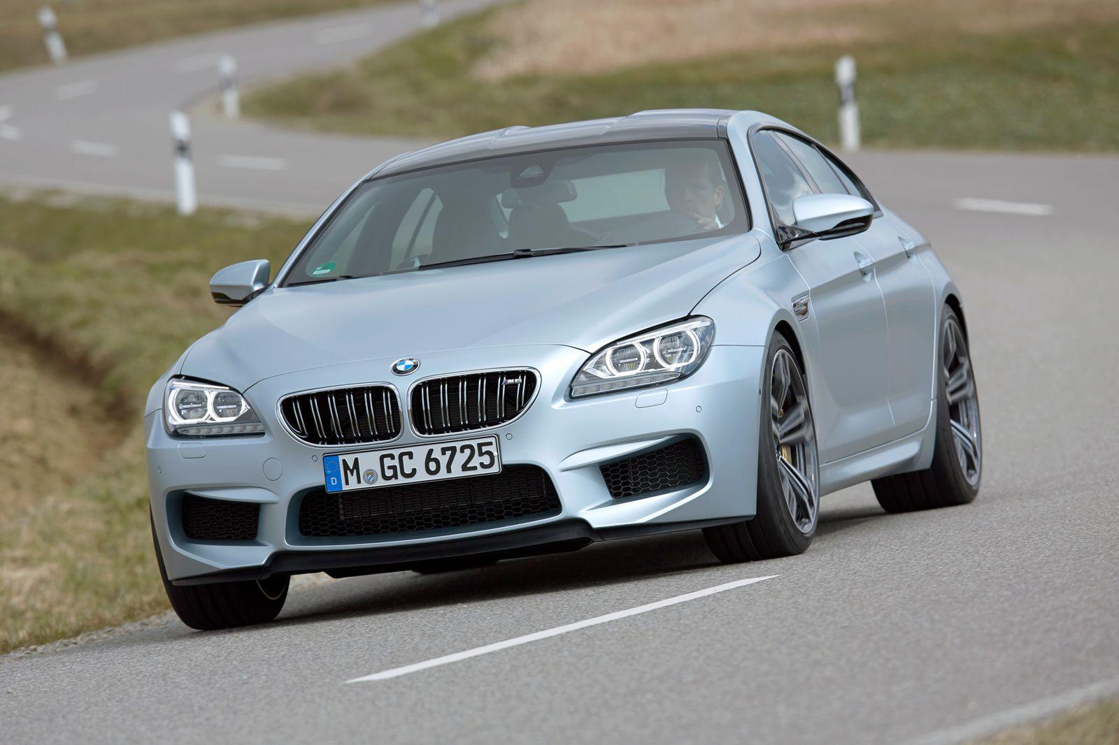 2013 / BMW M6 Gran Coupe