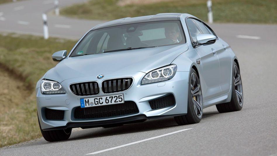 BMW M6 Gran Coupé: Je dicker die Autos, desto mehr muss gespart werden