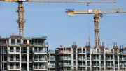 Bau leidet im Mai unter Auftragsflaute