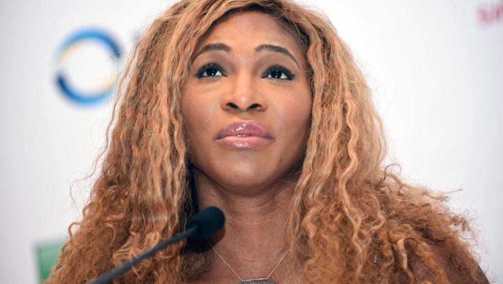Serena und Venus Williams: Goldene Tennis-Schwestern