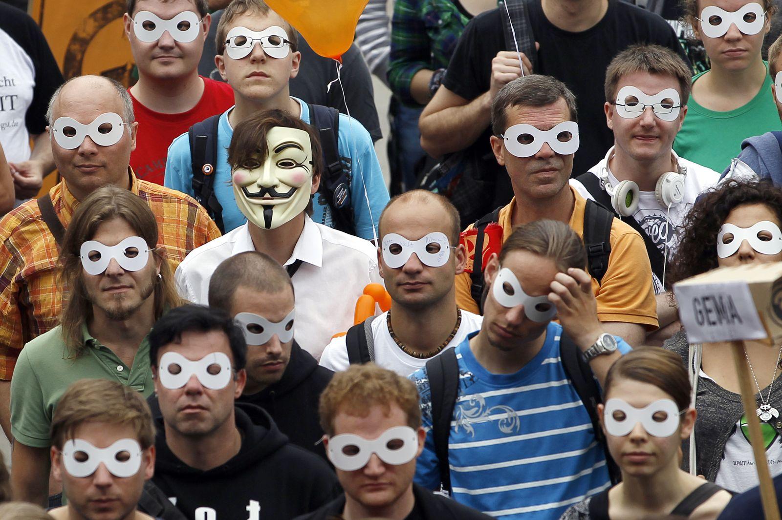 XXL Anonymous/ Gema