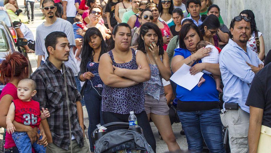 Latinos in Los Angeles: Rund 15 Millionen Hispanoamerikaner leben in Kalifornien