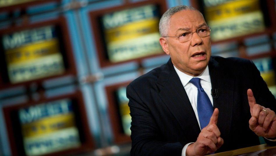 Colin Powell, früherer Außenminister der USA