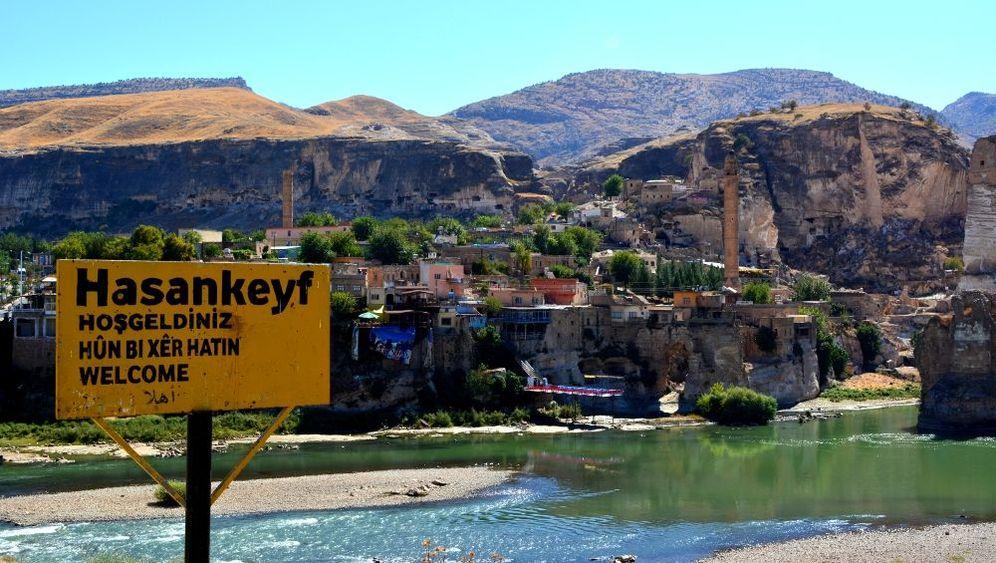 Stausee in der Türkei: Atlantis am Tigris