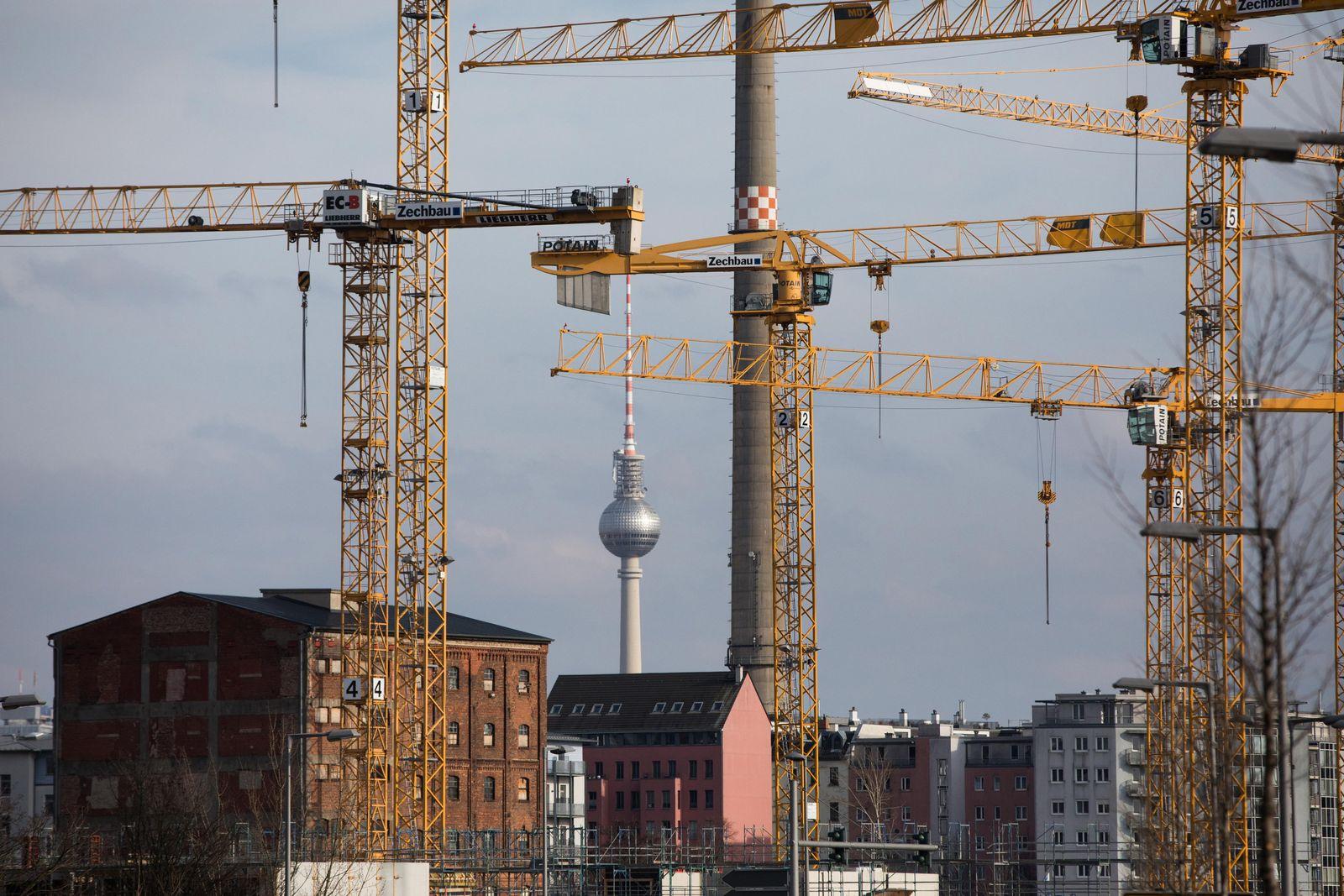 """Bauprojekt """"Heidestraße"""""""