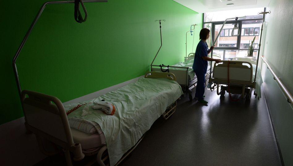 Krankenschwester (Symbolbild)