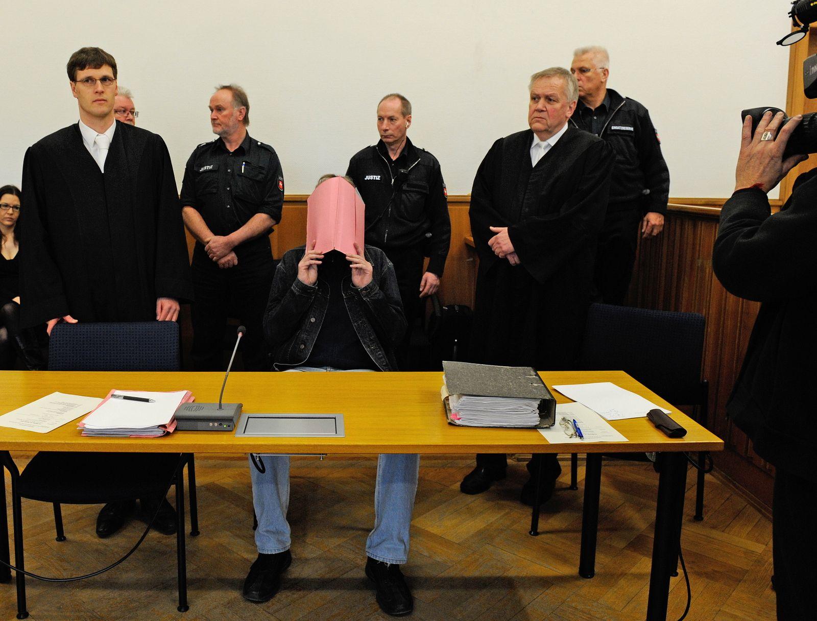 Urteil im Mordprozess in Stade