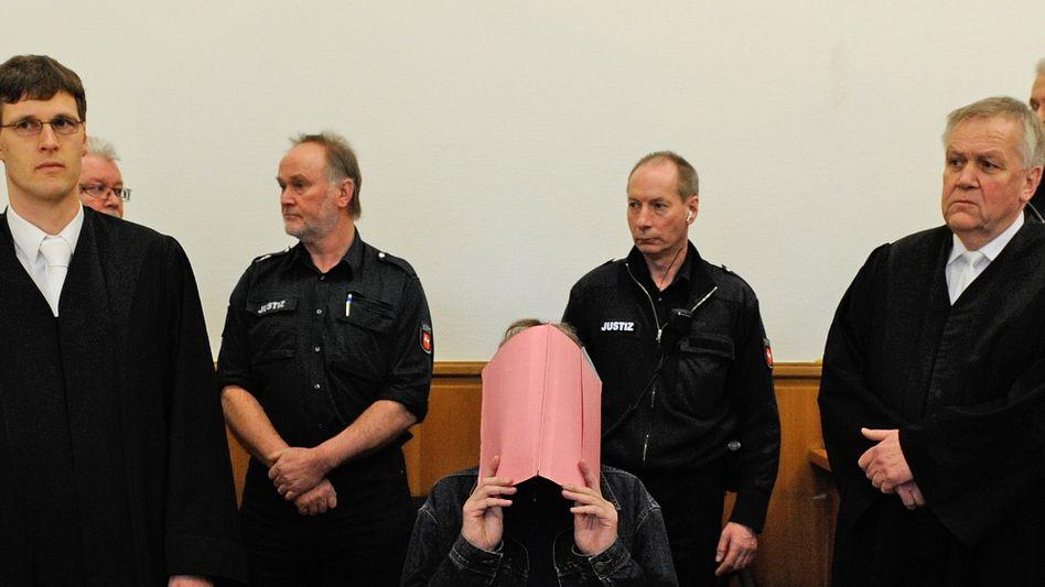 Martin Ney vor der Urteilsverkündung im Februar 2012