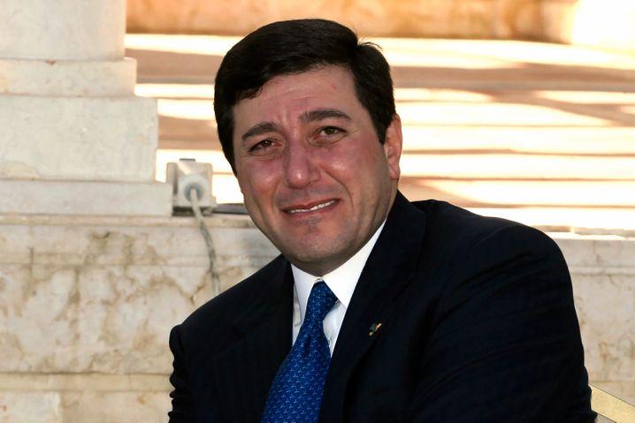 Bassem Awadallah im Jahr 2008