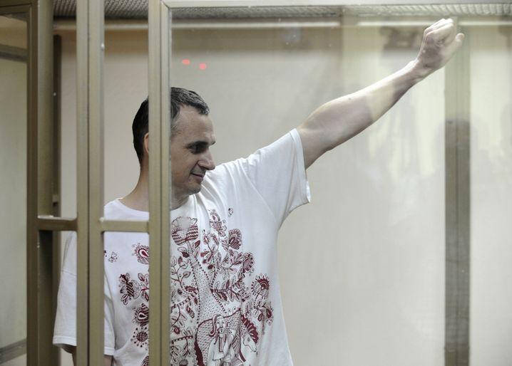 Oleh Senzow: 20 Jahre Lagerhaft - trotz heftiger internationaler Proteste