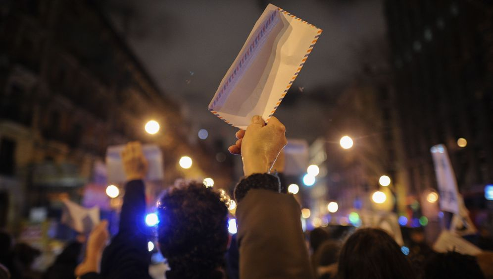 Photo Gallery: The Fight against Corruption in Spain