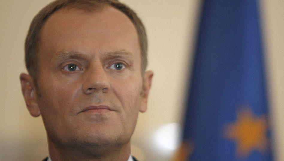 Regierungschef Tusk: Der Ministerpräsident muss sein Kabinett erneuern