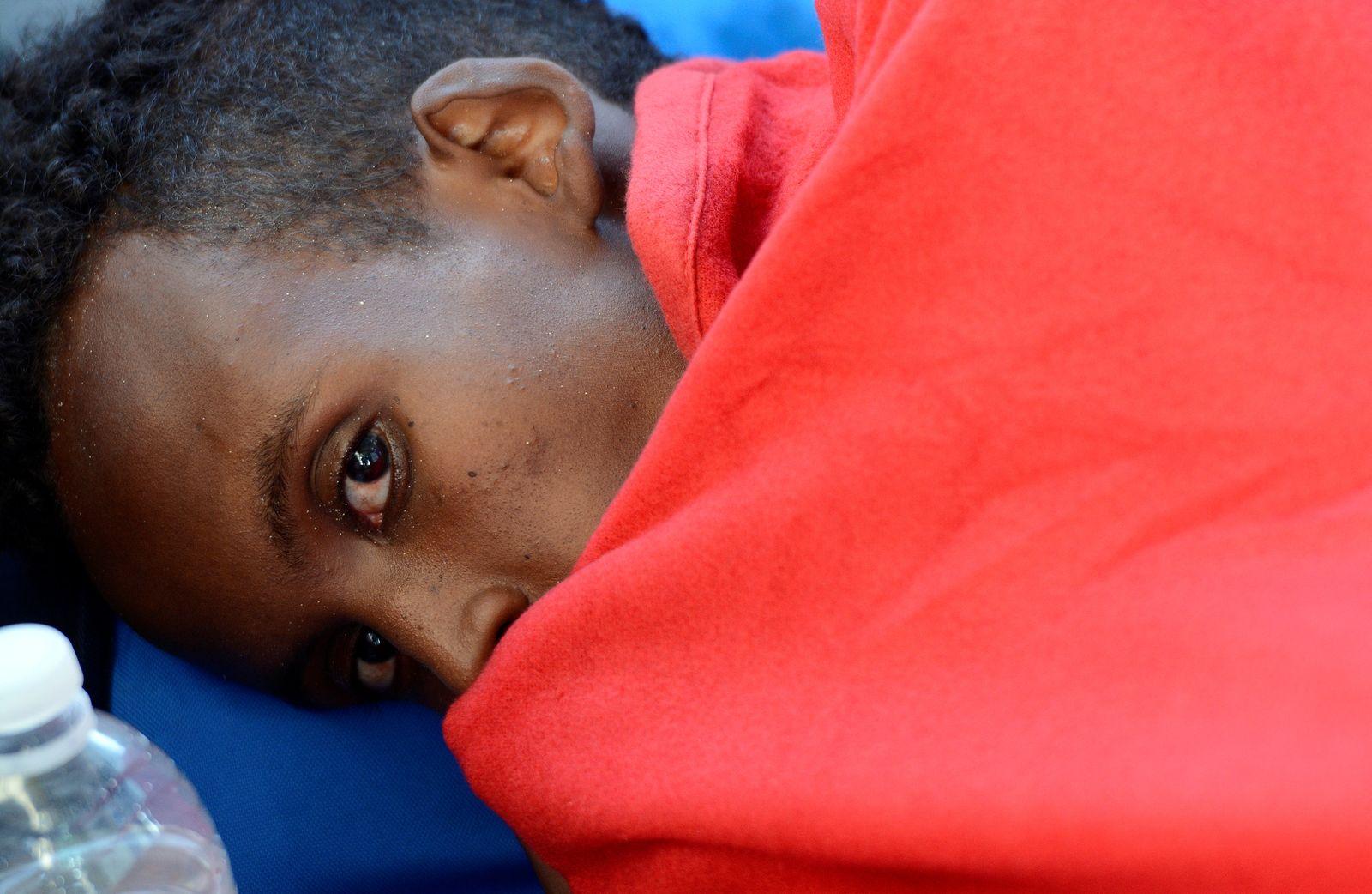 Aquarius Mittelmeer Flüchtlinge