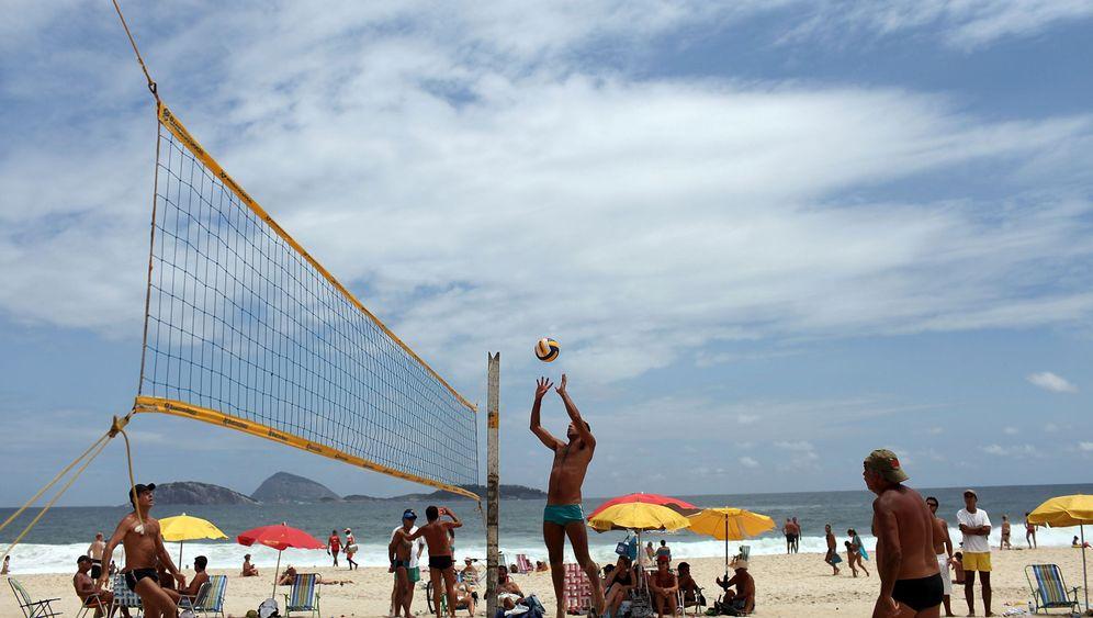 Fitnesskult in Rio: Körper und Geist