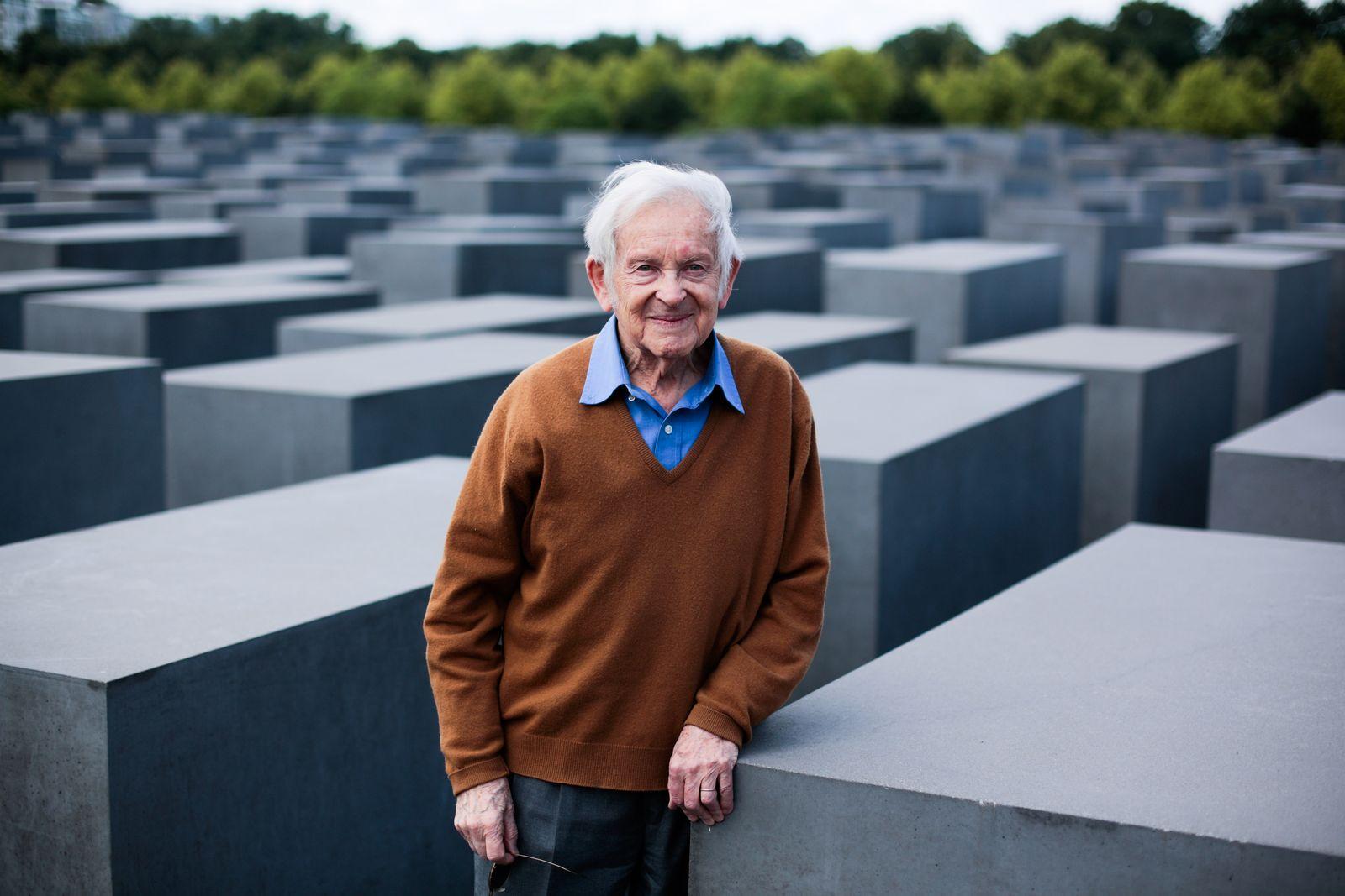 Yehuda Bacon - Germany Holocaust