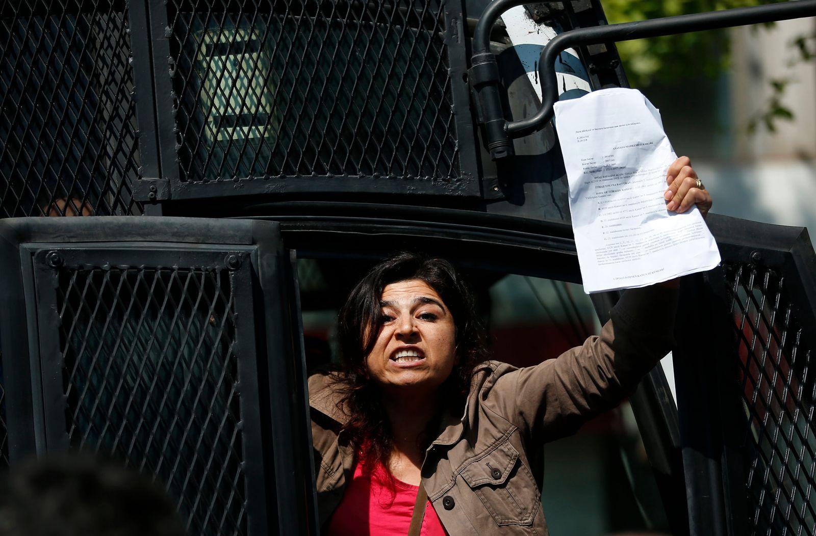 Meinungsfreiheit in der Türkei