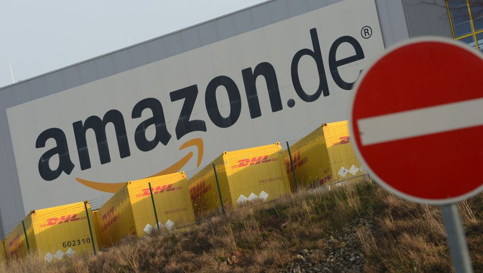 Amazon in Bad Hersfeld: Unterschriftenaktion gegen Ver.di