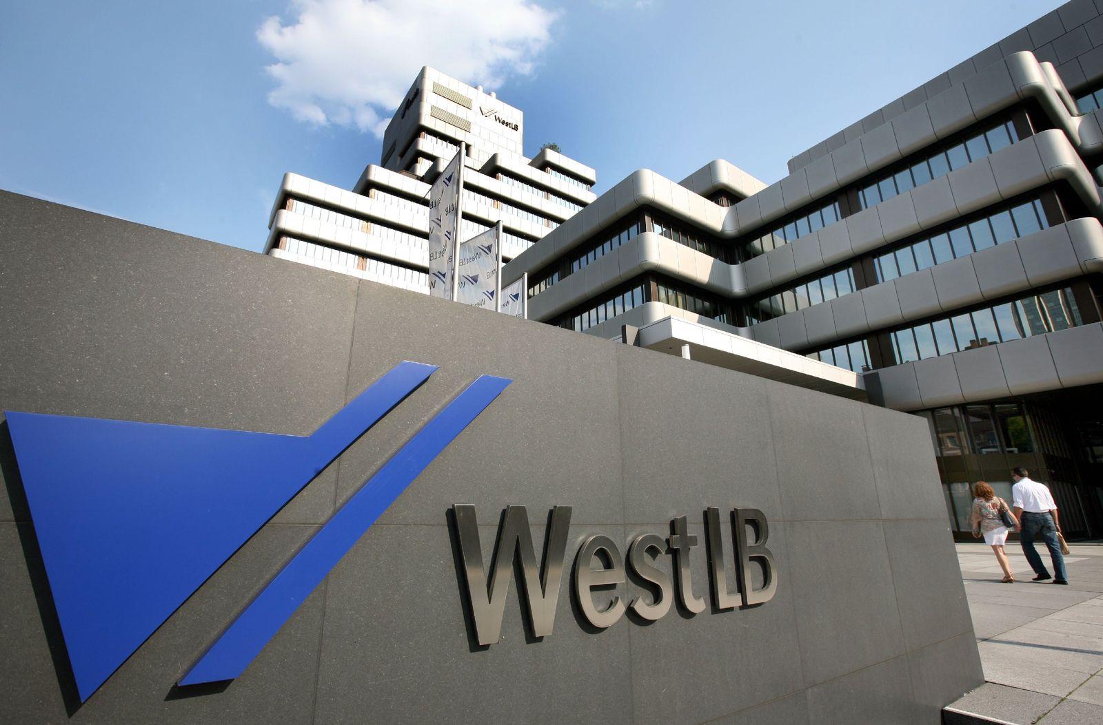 WestLB in Düsseldorf