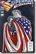 Superman-Heft von 2003: Der Traum muss weitergehen