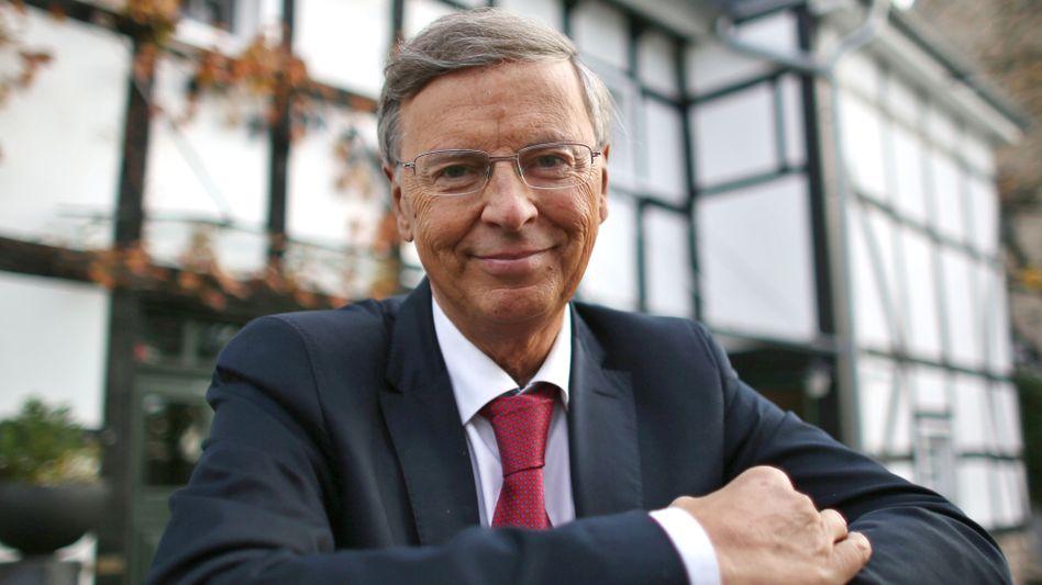 Wolfgang Bosbach (Archivbild 2012)