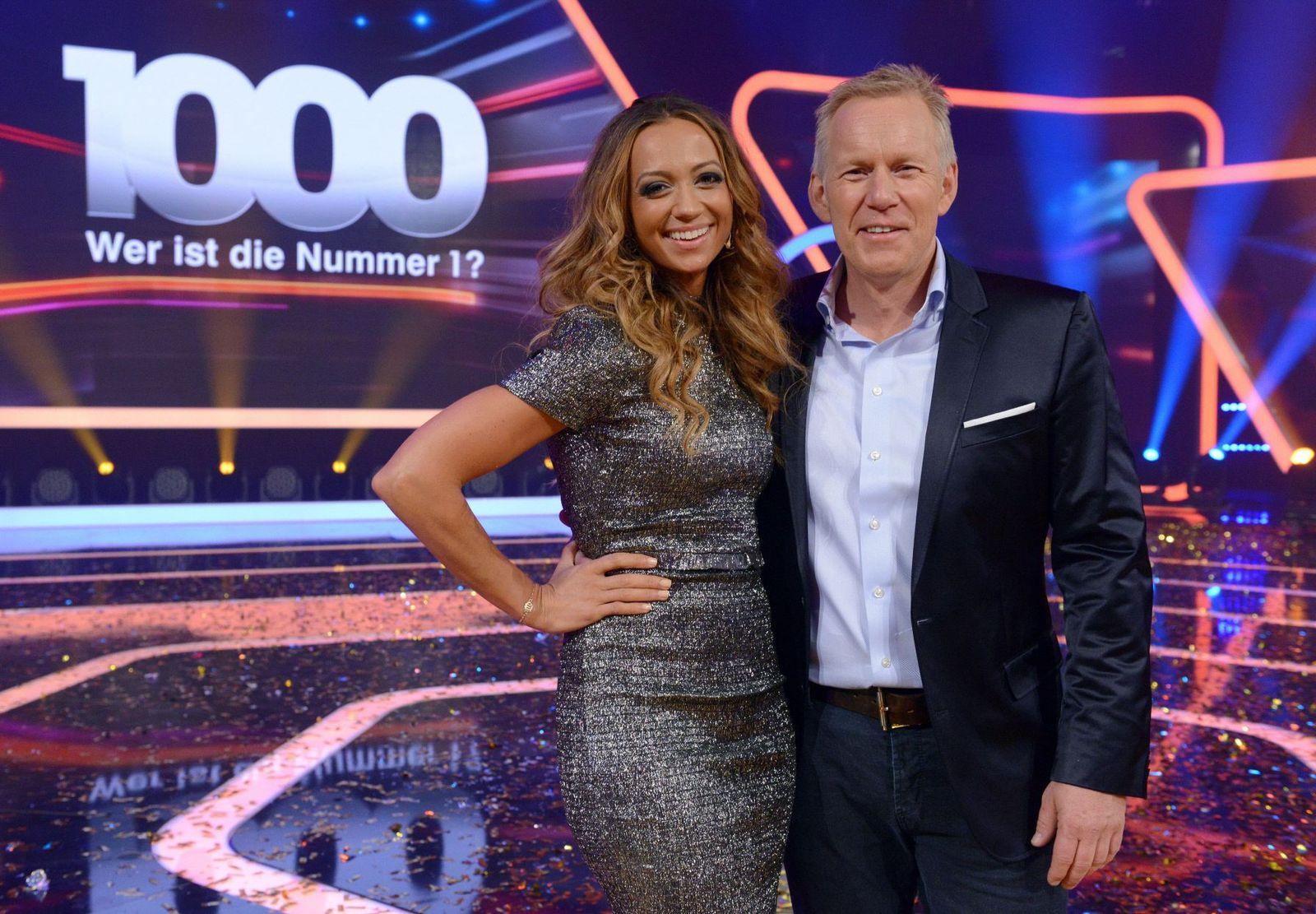 EINMALIGE VERWENDUNG TV/ 1000 - Wer ist die Nummer 1?