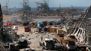Libanon verhängt Ausnahmezustand für Beirut - Hafenoffizielle unter Arrest