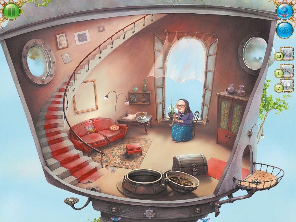 EINMALIGE VERWENDUNG Koop Mac & i / Adventures / Tiny Bang Story