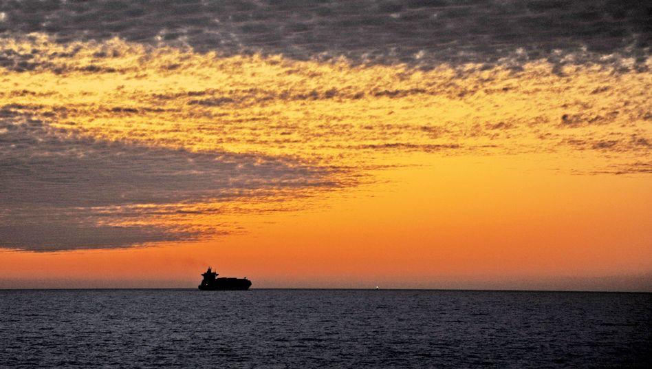 """Containerschiff im Indischen Ozean: """"In der Praxis ist das nicht trivial"""""""