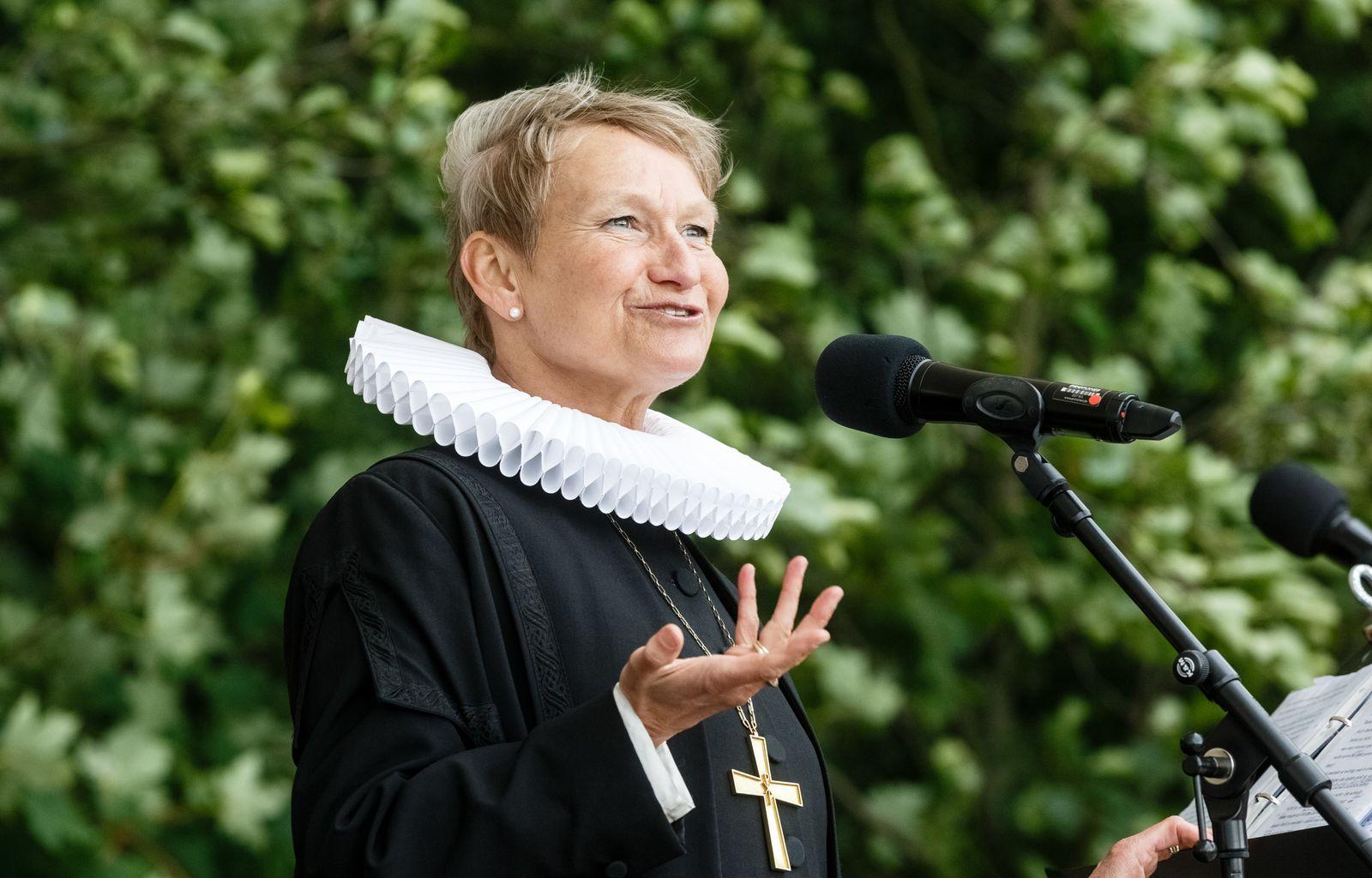 Evangelisches Tauffest an der Elbe