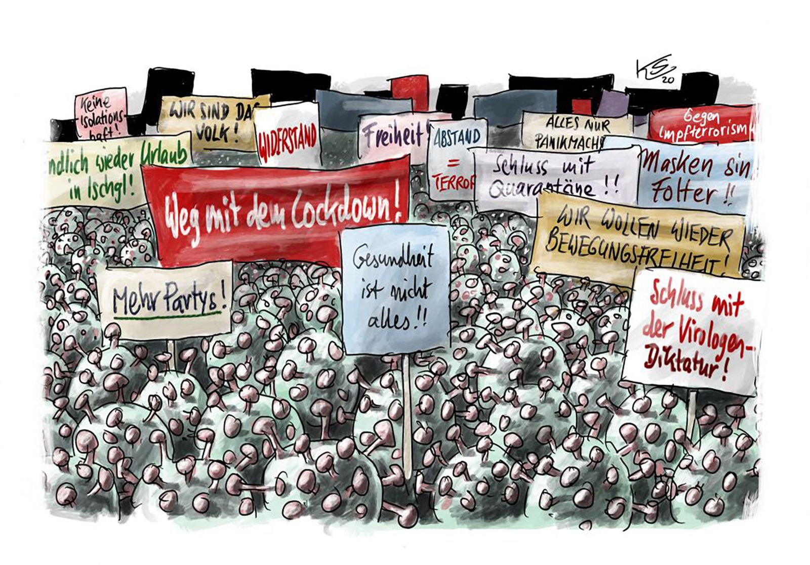 Cartoons/ 04.05.20